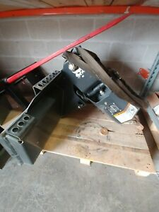 Bobcat 15c Hyd Post Hole Auger Skidsteer Attachment never Attatched Unused