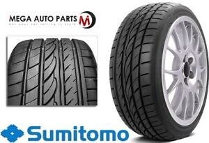 1 New Sumitomo Htrz Iii 215 40 18 89y Reinforced Ultra High Performance Tires
