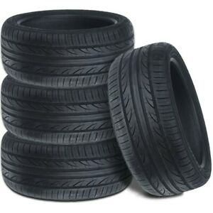 4 New Lexani Lxuhp 207 245 45zr17 99w Xl All Season Ultra High Performance Tires