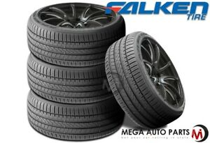 4 Falken Azenis Fk510 225 40zr18 92y Xl Summer Ultra High Performance Tires