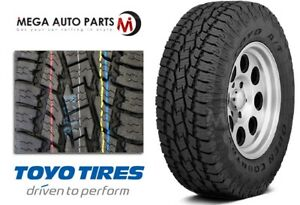 1 Toyo Open Country A T Ii Lt315 75r16 10 127r All Terrain On Off Road Tires