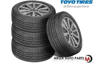 4 New Toyo Open Country Q T P245 65r17 105h Tires