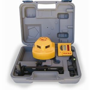 Pacific Laser Systems Pls360 esystem 360 Deg Int ext Laser Level With Detector