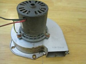 Draft Inducer Motor 208 230v Fasco 7021 7833 Trane C661452p01 Used Working