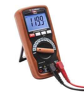 Southwire Digital Meter Multimeter Systems Hvac Electrical Repair Installation