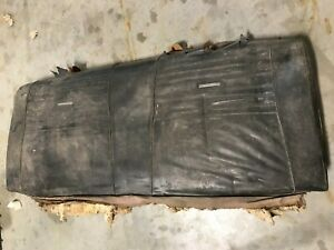 1964 1967 Chevelle Gto 442 Gs Coupe Solid Southern Rear Back Seat