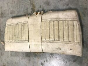 1968 1972 Chevelle Gto 442 Gs Coupe Solid Southern Convertible Back Seat