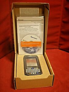 Intermec Cn3 Mobile Computer Barcode Scanner Handheld With Software 7980
