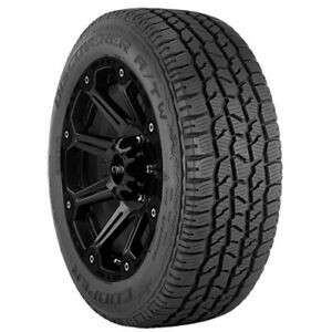 4 235 70r16 Cooper Discoverer A Tw 106t B 4 Ply Bsw Tires