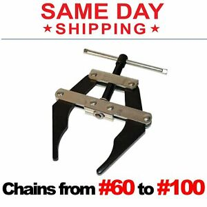 Roller Chain Connecting Puller Holder Tool 60 100