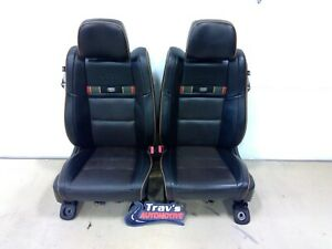 2011 Jeep Grand Cherokee Front Bucket Seats 70th Anniversary Nice L K
