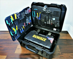 Jensen Tools Jtk 17wp Water Resistant Case And Pallets No Tools Included