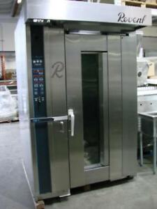 Late Model Revent 726 Single Rack Oven natural Gas 6 Month Warranty