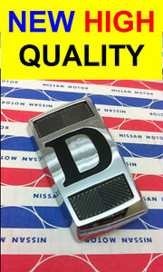 Datsun Pickup Truck 521 68 69 70 Hood Emblem New Never Used Excellent