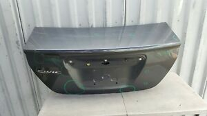2012 2013 Honda Civic Sedan Trunk Lid