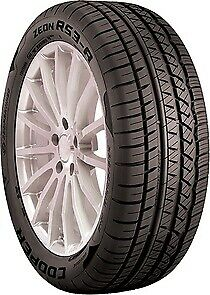 Cooper Zeon Rs3 a 225 50r18 95w Bsw 4 Tires
