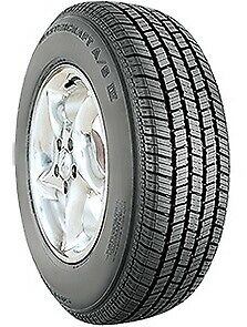 Mastercraft A s Iv P215 75r15 100s Wsw 4 Tires
