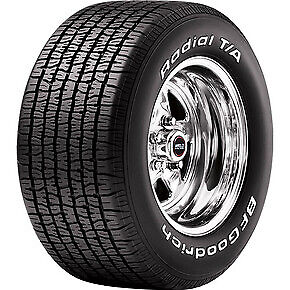 Bf Goodrich Radial T a P205 60r13 86s Wl 4 Tires