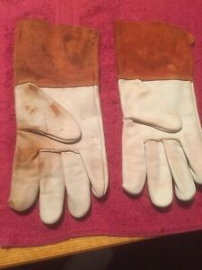 Mustang Gloves Sewn With Kevlar