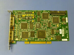 National Instruments Ni Pci 7340 Pci 7342 Motion Controller Card 2 axis