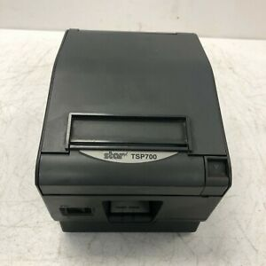 Star Micronics Tsp700 Thermal Pos Receipt Printer Tested And Working