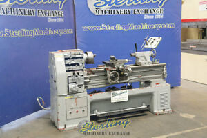 15 23 X 40 Used Sharp Gap Bed Engine Lathe Mdl 1540 A5369