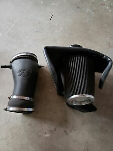 K N Cold Air Intake For The Ford Mustang Gt500 2010 2014 57 2579