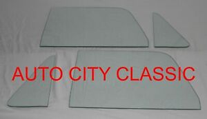 Ford Pickup Glass Vents And Doors 1973 1974 1975 1976 1977 1978 1979 Truck Clear