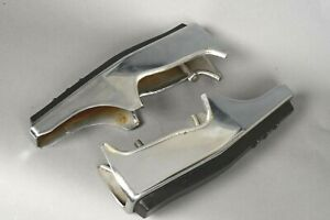 1967 1972 Ford Pickup Truck Bumper Guards Chrome Vintage F150 F250