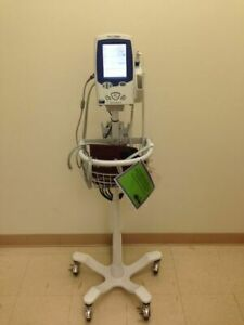 Welch Allyn Spot Vital Signs Lxi with Rolling Stand
