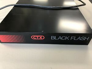 Ctx Black Flash 16 1800sp Silk Screen Curing