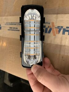 Whelen Liberty 500 Series Lin6 Led Head Inboard Amber Newest Style