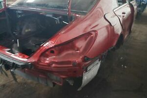 Rear Right Quarter Panel Body Structural Metal Cut Mercedes Cls550 W218 2012 17