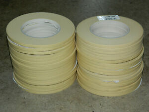 27 Rolls 3m Scotch 06330 Automotive Refinish 233 Masking Tape 1 4 Wide X 60