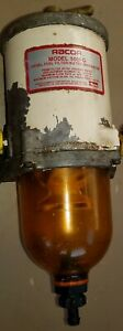 Racor 500fg Assembly Diesel Fuel Water Separator Marine Boat