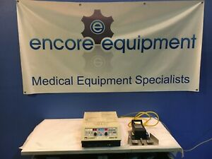 Conmed Sabre 180 Electrosurgical Unit W Footswitch