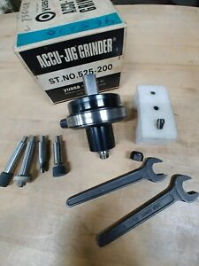 Yuasa 525 200 Accu jig Grinder george s Tools Nice Couldn t Have Less Use