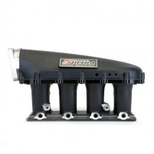 Skunk2 Black Ultra Race Series Intake Manifold For 02 06 Rsx 02 05 Civic Si