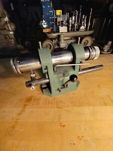 Yuasa 5c Collet End Mill Sharpening Fixture george s Tools Nice Shape
