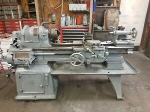 Southbend 16x72 Metal Lathe With Taper Attachment
