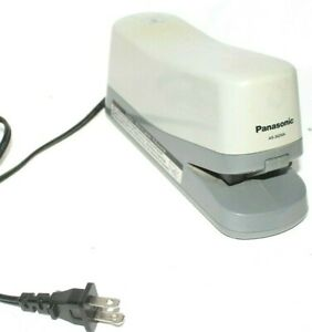 Panasonic As 302nn Automatic Heavy Duty Electric Stapler 20 Page Capacity used