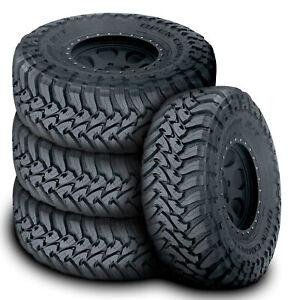 4 New Toyo Open Country M T Lt37x14 50r15 Load C 6 Ply Mt Mud Tires