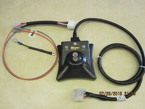Meyer Snow Plow Joy Stick Controller New 22790x