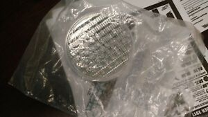 Truck lite 44205c 44 Series Led Clear Round 54 Diode Back up Light Fit n