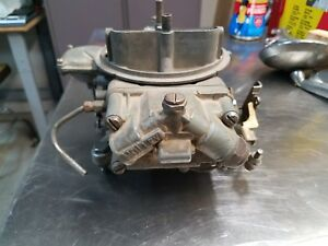 1961 62 Ford 390 Hipo 406 Galaxie Carb
