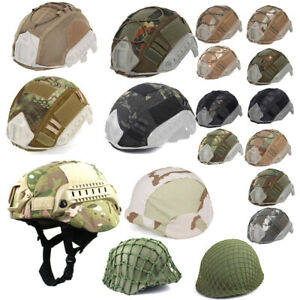 Tactical Helmet Accessory Muti Camouflage M88 Mich 2000 Fast Helmet Cover