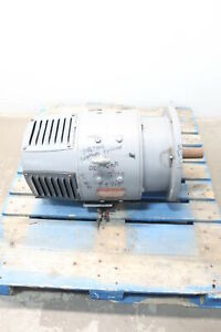 General Electric Ge 5cd324e126 Kinamatic Dc Motor 20hp 1750rpm 120v dc