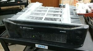 Motorola Mtr2000 T5544a 800 Mhz Trunking Repeater Base Station Rack Mount