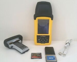 Trimble Tds Recon 400 Microsoft Pocket Pc Data Collector W Bundle Tested