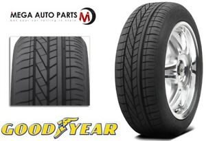 1 New Goodyear Excellence 245 45r18 96y Rof High Performance Tires Rft Run Flat